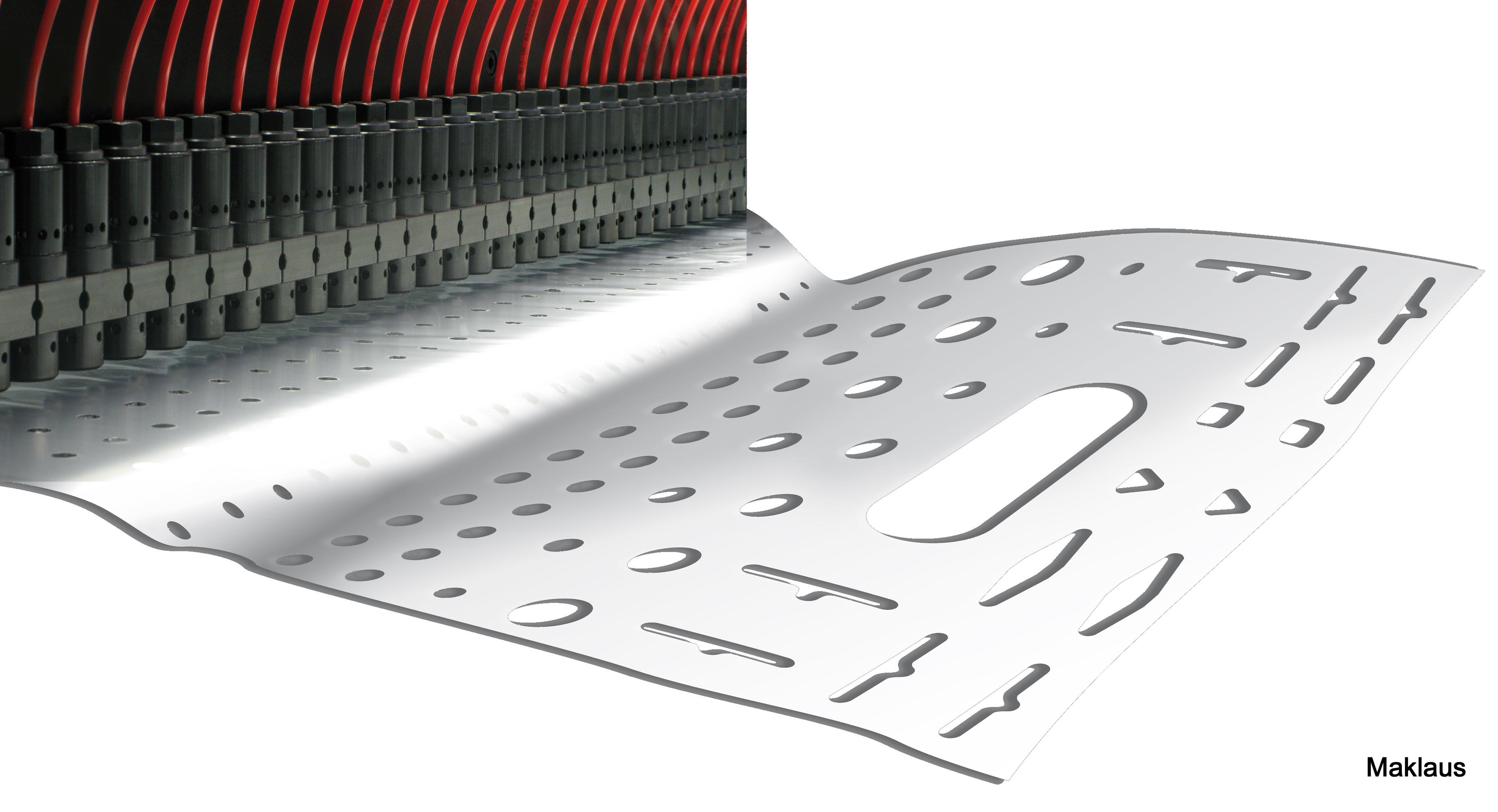 autres vues de Macro perforatrice – MPU-RGT-DS