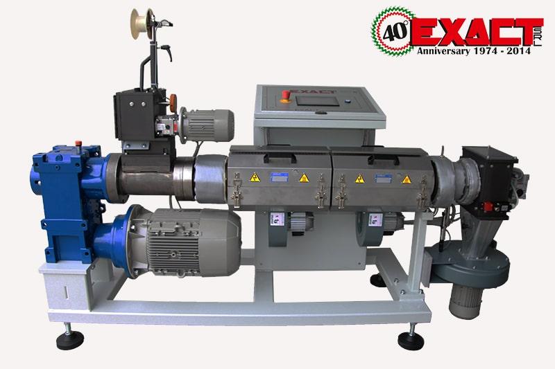 Granulatrice EXACT E-60