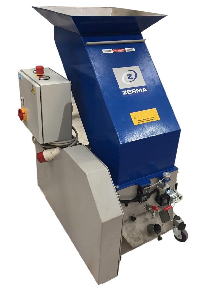 Broyeurs en Pied de Machine ou centralisés GSL150