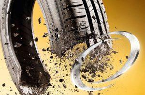 Recyclage caoutchouc pneus