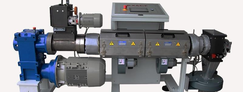 granulateur de lisière estrusore E60-15kW
