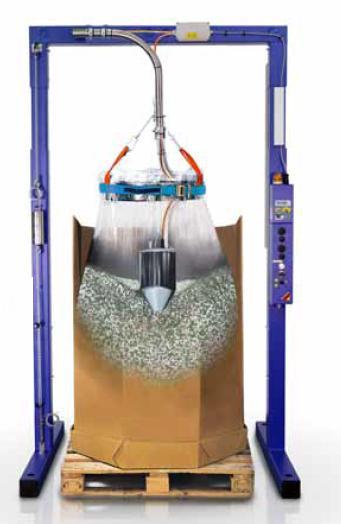 mat techno logic station de vidange pour octabins et big bag. Black Bedroom Furniture Sets. Home Design Ideas