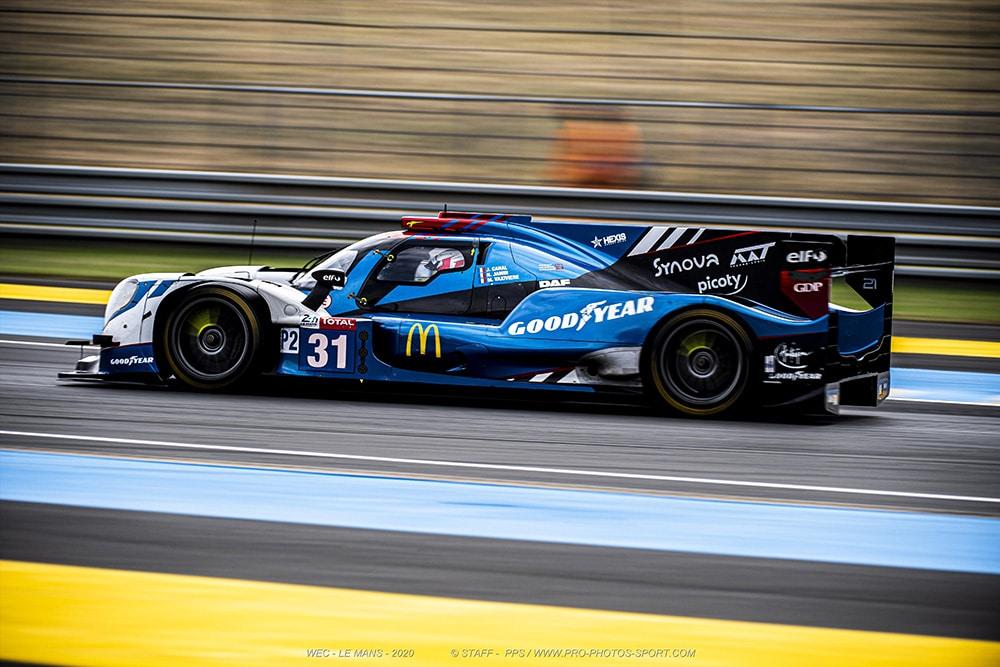 MAT Technologic - Notre partenaire, le Team Panis sur le podium des 24h du Mans !